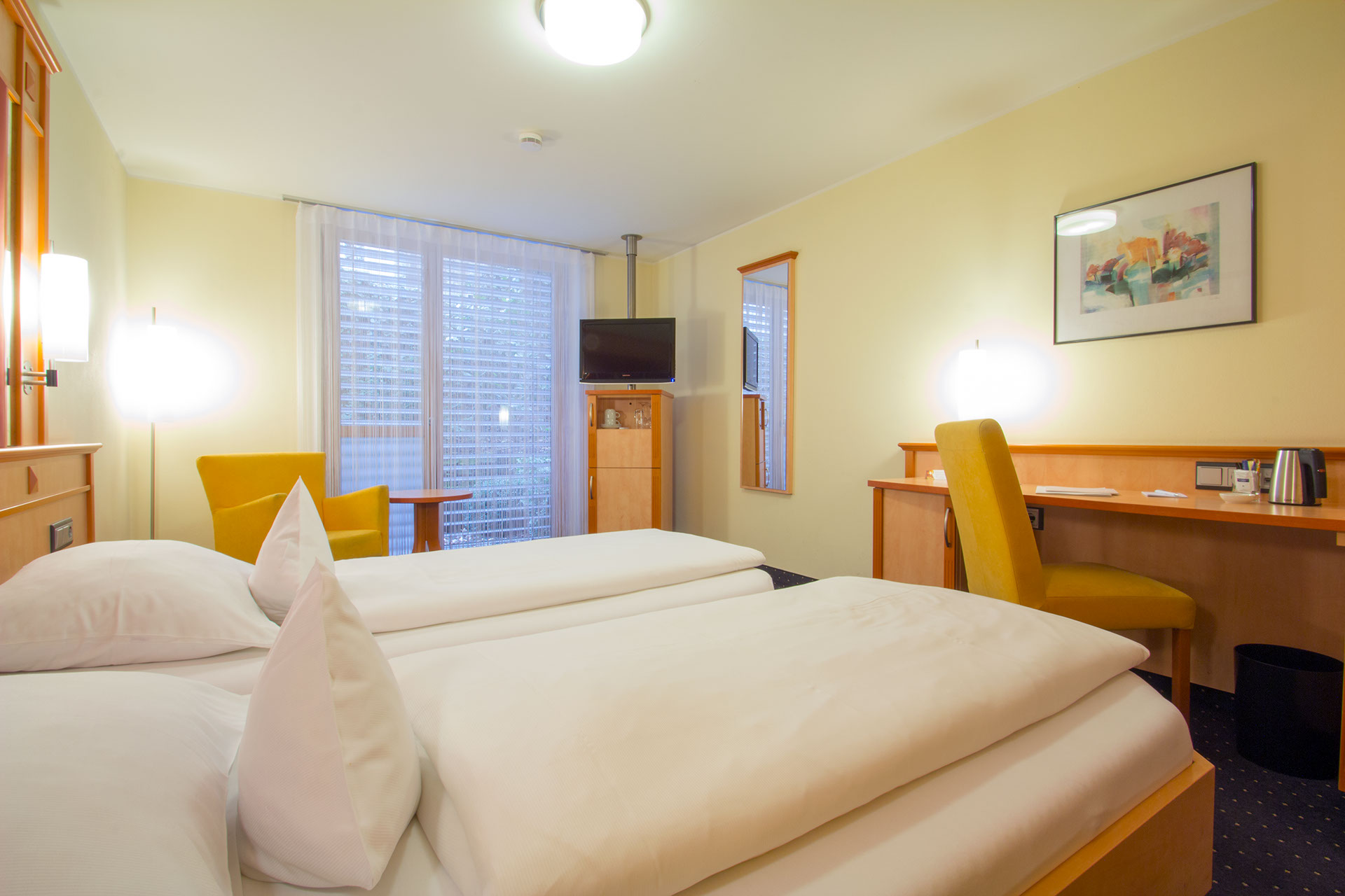 Hotel RIO Karlsruhe 4Sterne Resort